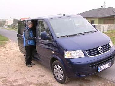 Auto, které musí Ladislav Jež odevzdat policii