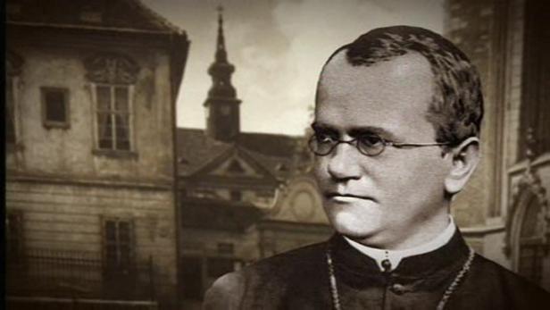 Gregor Johann Mendel (20. 7. 1822, Hynčice – 6. 1. 1884, Brno)