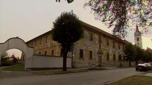 Škola v Hynčicích na Novojičínsku, kterou navštěvoval J. G. Mendel