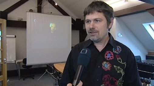 Režisér Pavel Jirásek
