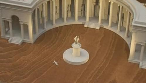 Lidé ničí miniatury Lednicko-valtického areálu