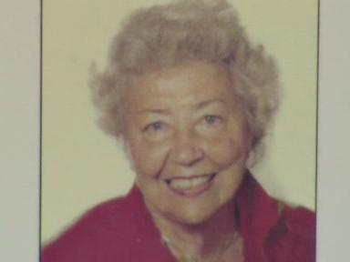 Berta Schmidt, druhá žena Pavla Kohna