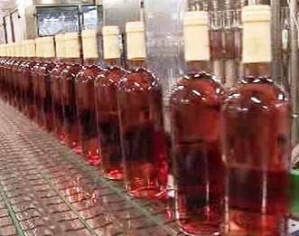 Zásoba Svatomartinského vína