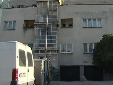 Funkcionalistický dům v Helferově ulici