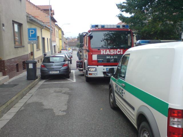 Při požáru v Potácelově ulici v Brně uhořel muž