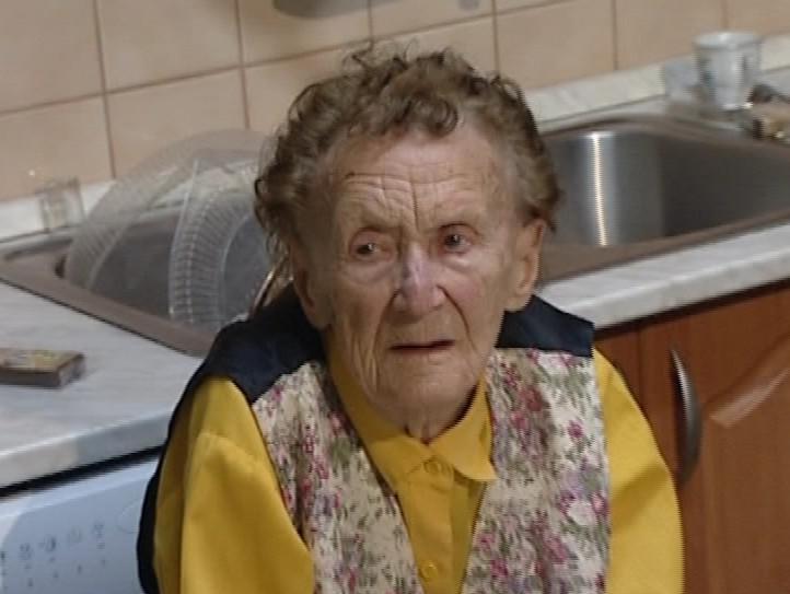 Nejstarším obyvatelem v České republice je Julie Vašíčková z Prušánek na Hodonínsku