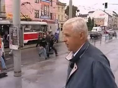 Josef Andres komentuje situaci na ulici Palackého