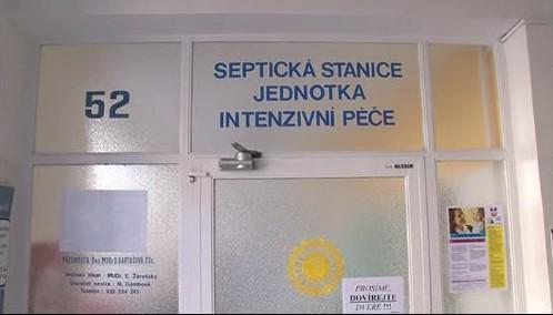 Septická stanice v nemocnici