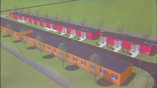 Holešovská radnice připravuje nové bydlení pro neplatiče nájemného