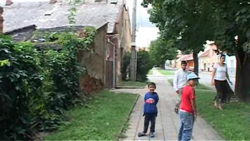 Obyvatelé Školní ulice v Holešově žijí v nevyhovujících podmínkách