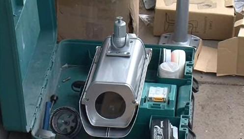 Instalace kamerového systému