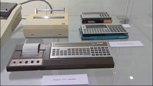 Japonské osobní počítače Sharp