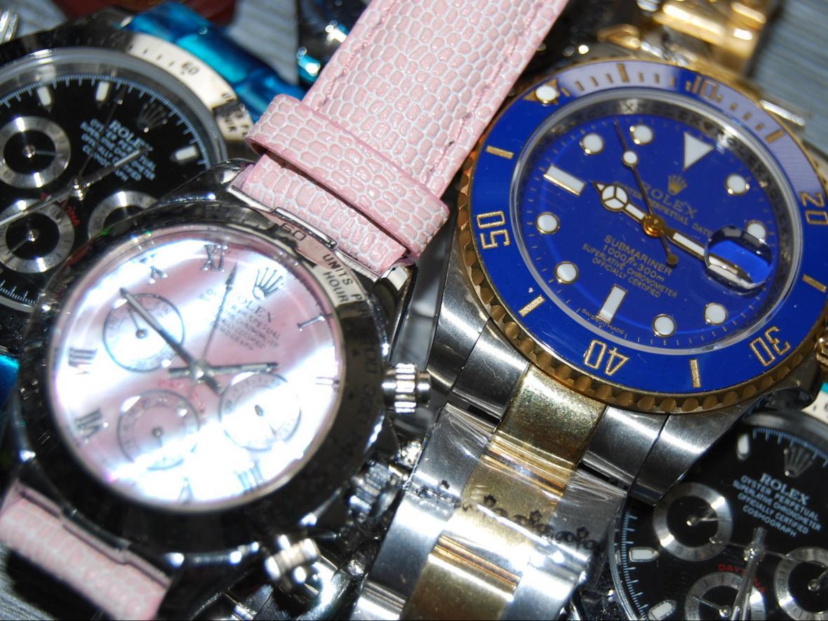 Padělky hodinek