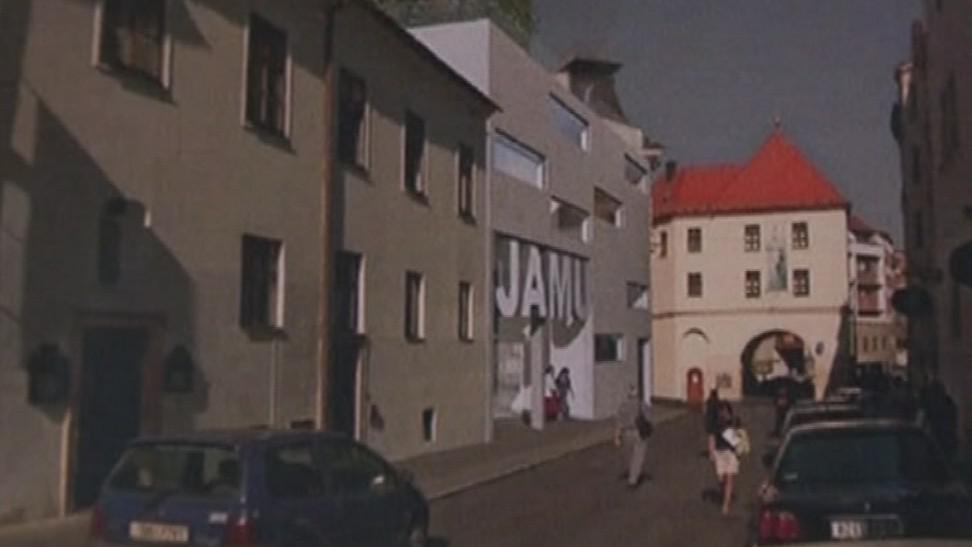 Podoba nového divadla JAMU
