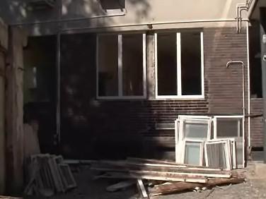 Výměna oken v Úrazové nemocnici v Brně