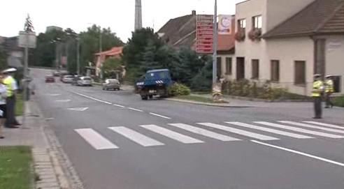 Nebezpečný přechod v Brně-Obřanech