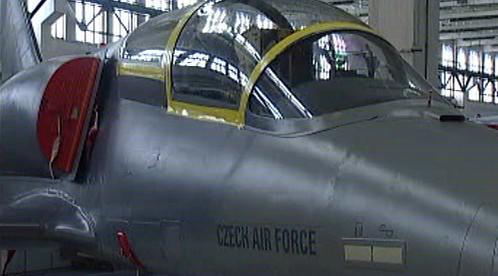 Český bitevník L-159