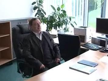 Pavel Varvařovský v kanceláři ombudsmana