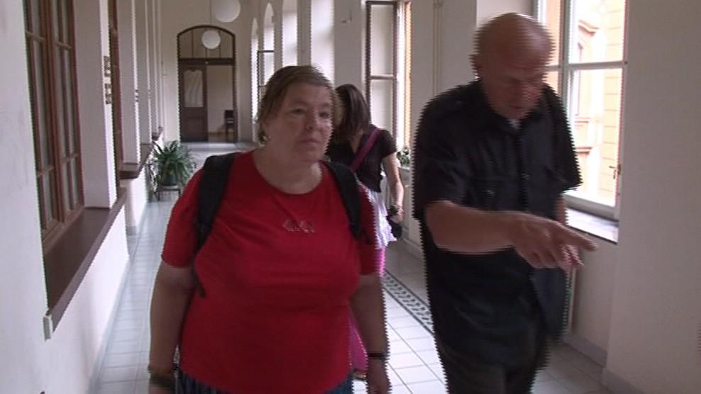 Sylvie Trenčanská u soudu, odtah auta ji přijde na 280 tisíc