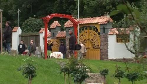 Zahrada Jurkovičovy vily