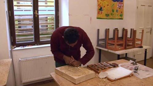 Práce romských umělců