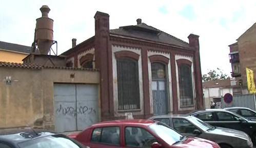 Bývalá parní elektrárna v Brně