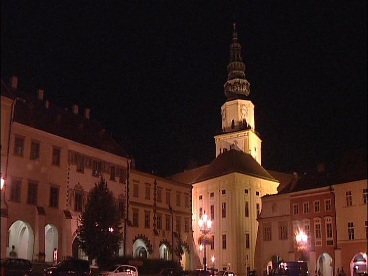 Kroměřížská hradozámecká noc