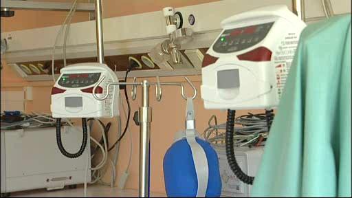 Přístroje na oddělení pro dlouhodobou intenzivní péči