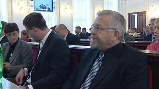 Zasedání zastupitelstva Jihomoravského kraje