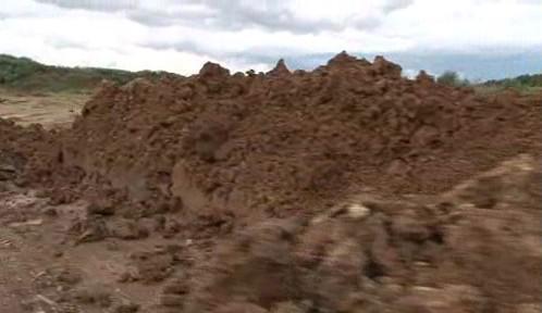 PRESTAB, materiál využitý k rekultivaci pískovny