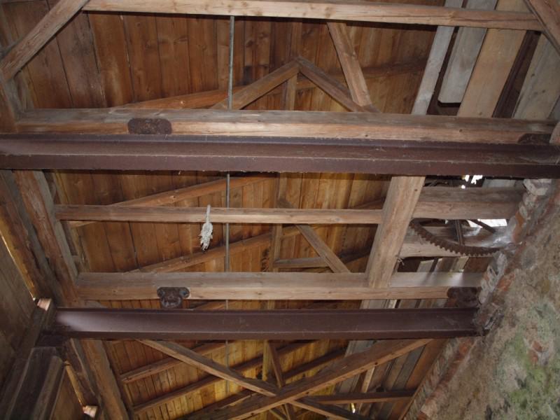 Posuvný strop fíkovny