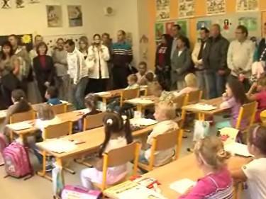 Slavnostní začátek školního roku na ZŠ Mutěnická