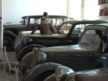 Muzejní exponáty