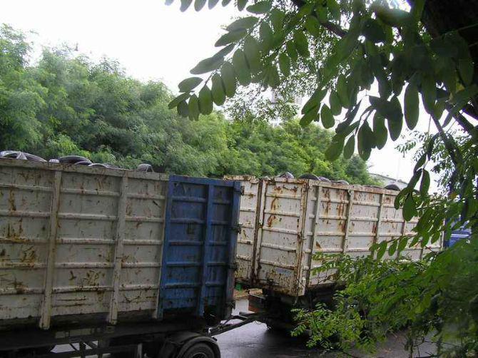 Na Znojemsku byly zadrženy kamiony s nelegálním odpadem