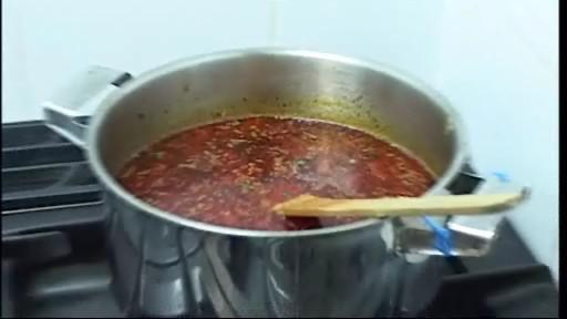 Polévka ze soutěže školních jídelen