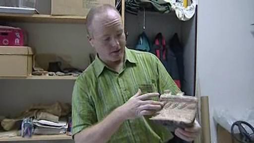 Archeolog František Kostrouch