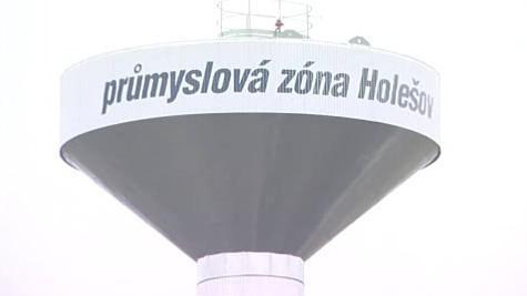 Průmyslová zóna Holešov
