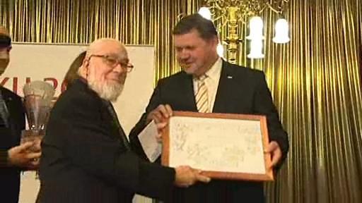 Titul Vinař roku 2010 získal Josef Valihrach z Krumvíře