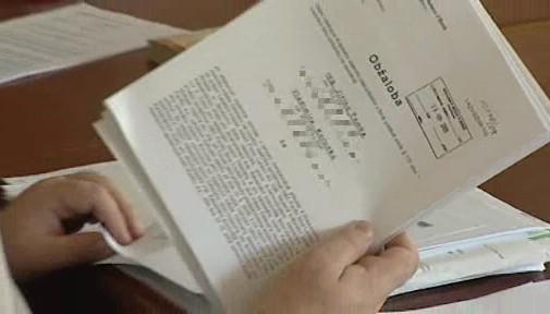 Dokument s obžalobou