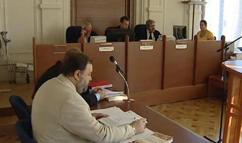 Jednání okresního soudu Brno-venkov