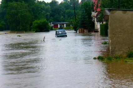 Povodně na Liberecku