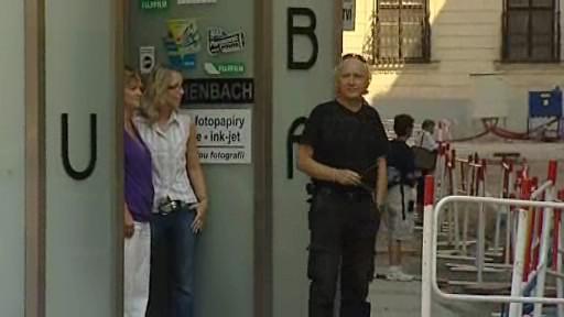 Výpadek elektřiny zastavil život v centru Brna