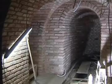 Podzemí pod brněnským Zelným trhem