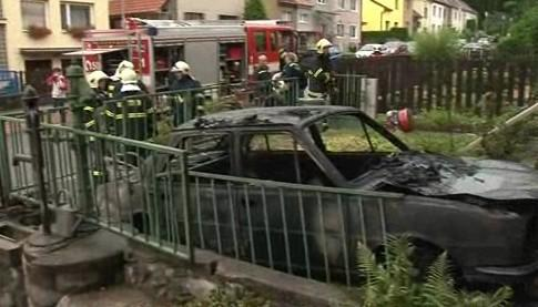 V Brně - Obřanech vybuchl plyn v rodinném domě