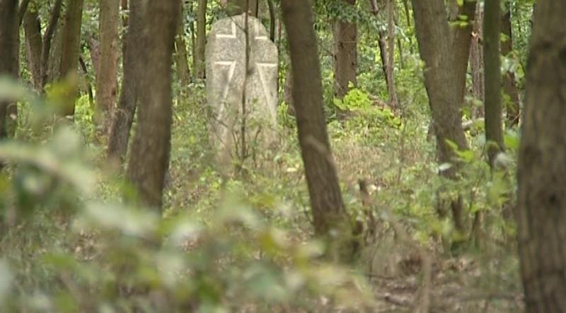 Smírčí kámen v Malhostovicích