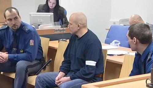 Martin Fišer si ve vězení odsedí 21 let