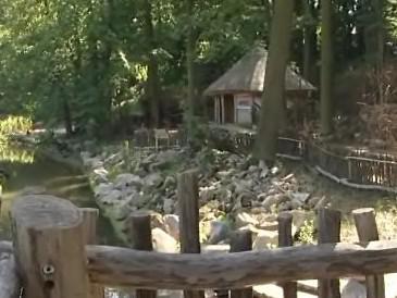 Nová expozice zlínské zoo - Etiopie