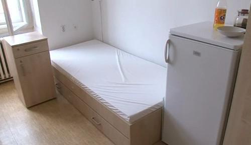 Ubytovna pro bezdomovce v Křenové ulici v Brně