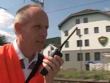 Železniční přejezd v Blansku prošel kontrolou drážní inspekce