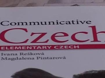 Učebnice češtiny pro cizince